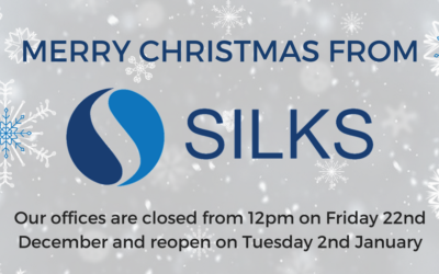 Merry Christmas from Silks – Christmas opening hours