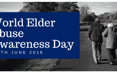 World Elder Abuse Awareness Day, 15th June 2018