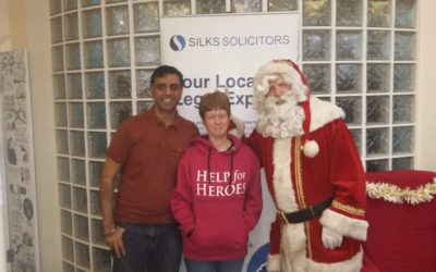 Breakfast with Santa and the Sandwell Lions Club