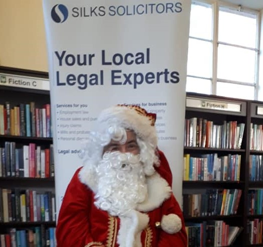 Breakfast with Santa and the Sandwell Lions