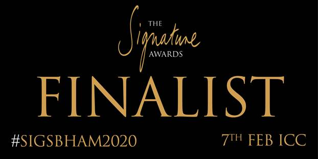 Silks Made Finalists in Signature Awards Birmingham