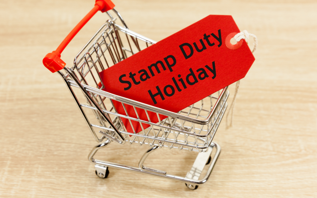Stamp Duty Holiday Extended!